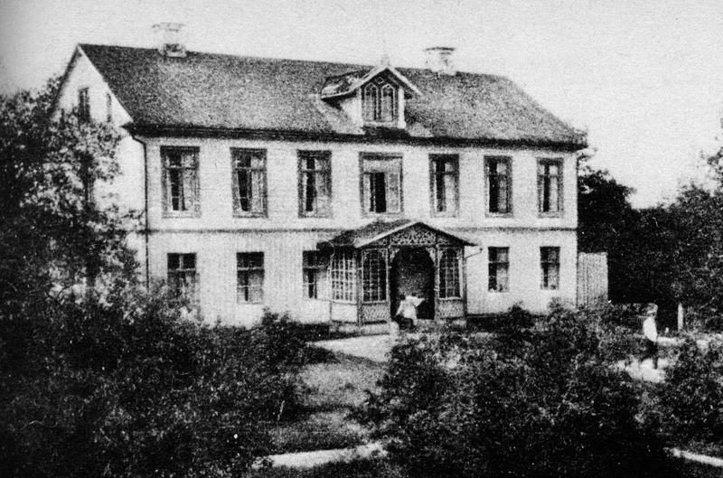 Kullebo Säteri 1908