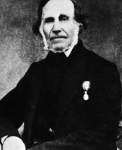 Orgelbyggaren, konstnären mm. Johannes Magnusson född och uppvuxen i Mosingetorp.